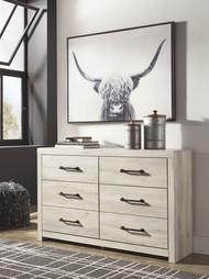 Cambeck Whitewash Dresser