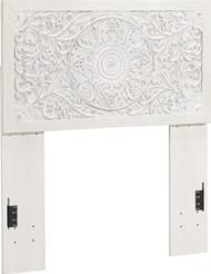 Paxberry Whitewash Twin Panel Headboard