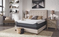 12 Inch Chime Elite White/Blue California King Mattress