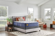Elegant Gold Plush PT Full Mattress