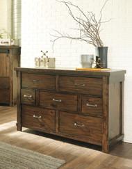 Lakeleigh Brown Dresser
