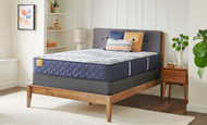 Etherial Gold Plush Full Mattress