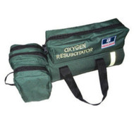 Oxygen Bag with Carry Handles (suits C size Cylinder) - Rescuer brand.