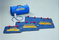 Vacuum Splint Set Hartwell EVAC-U-SPLINT system Side Release buckles
