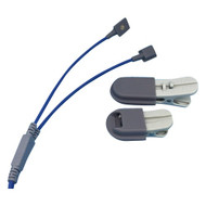 SpO2 sensor, Adult Y Ear & Paedi Ear clip,  3m, Hyp 7 pin ( Y Cable) Ohmeda Tuffsat compatible with TS-F4-H & TS-E4-H - Solaris brand.