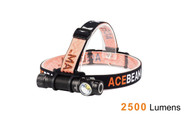 Acebeam H15 LED Headlamp - Black - 6500K