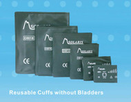 Solaris NIBP Cuff Series No Bladder