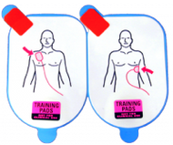 Defibtech Adult Replacement Training Pad Package (5 sets) (DDP-105TR)