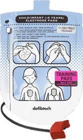 Paediatric Training Pad Package (1 set) (DF-DDP-201TR)