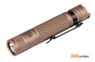 Acebeam M10. 224lm max. - Tan