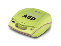 ZOLL AED Plus Semi Auto with AED Cover