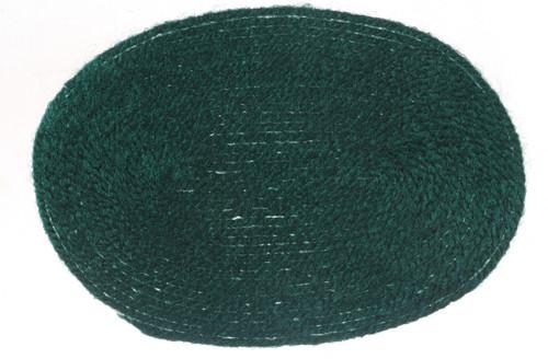 Hunter Green Rug - Large