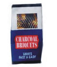 Charcoal Briquets/Bag