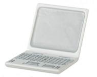 Laptop Computer - White