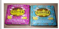 Russian Tea Boxes