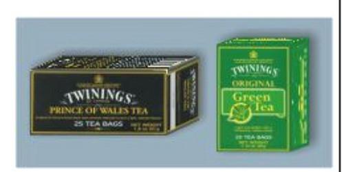 English Tea Boxes