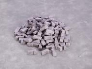 Charcoal Brick Corner