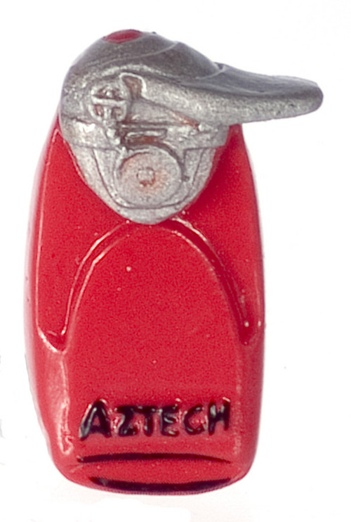 Electric Can Opener - Red