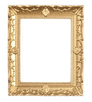 Frame - Large and Gold