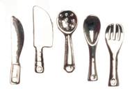 Chef's Utensils Set