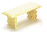 Bench - Ivory