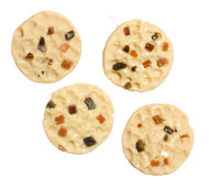 Dollhouse City - Dollhouse Miniatures Chocolate Chip Cookies Set