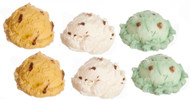 Dollhouse City - Dollhouse Miniatures Ice Cream Set - Assorted