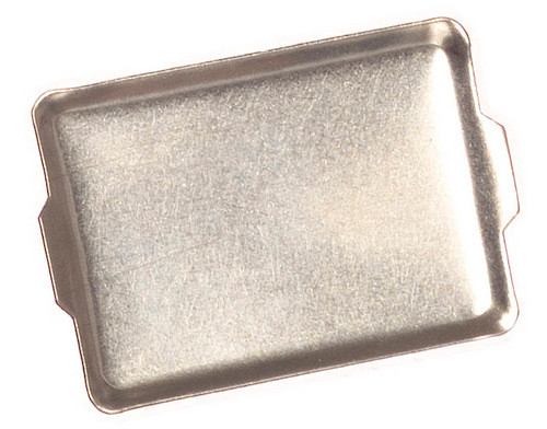 Cookie Sheets Set - Silver