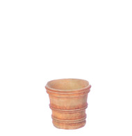 Dollhouse City - Dollhouse Miniatures French Country Pot Set - Small and Aged