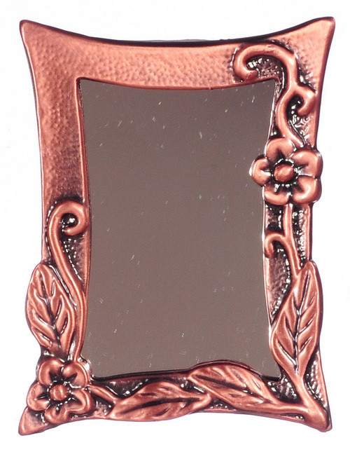 Mirror - Antique and Copper
