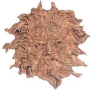 Sun Face - Gray Ancient