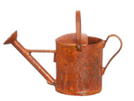 Large Watering Can - Rust