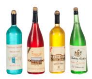Wine Bottles Set