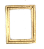 Dollhouse City - Dollhouse Miniatures Frame Set - Gold