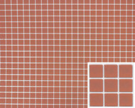 Tile Sheet - Terra Cotta and Square
