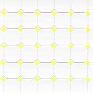 Diamond Tiles - Yellow