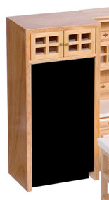 Cabinet for Refrigerator - Oak