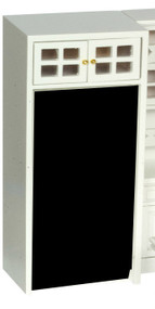 Refrigerator Cabinet Only - White