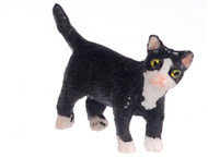 Dollhouse City - Dollhouse Miniatures Kitten Turning Right Sock