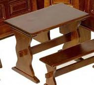 Nook Trestle Table - Walnut