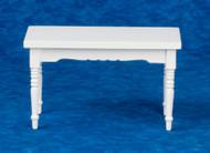 Kitchen Table - White