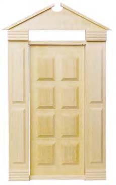Americana Prehung Door