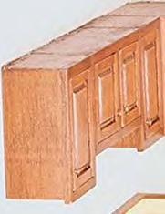 Upper Cabinet Kit - Assembled