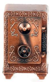 Dollhouse City - Dollhouse Miniatures Bank Safe