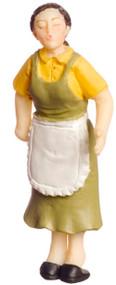 Dollhouse City - Dollhouse Miniatures Mary - Yellow