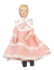 Porcelain Sister Doll