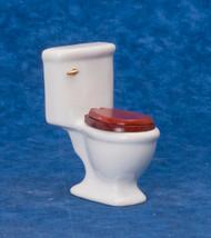 Dollhouse City - Dollhouse Miniatures Toilet - White