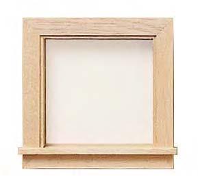Glazed Window for Dormer