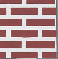 Red Brick Siding Sheet
