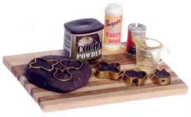 Choco Cookie Baking Set